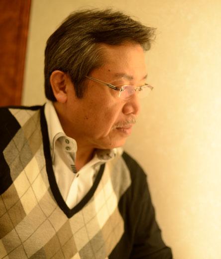 弘兼 憲史プロフィール写真