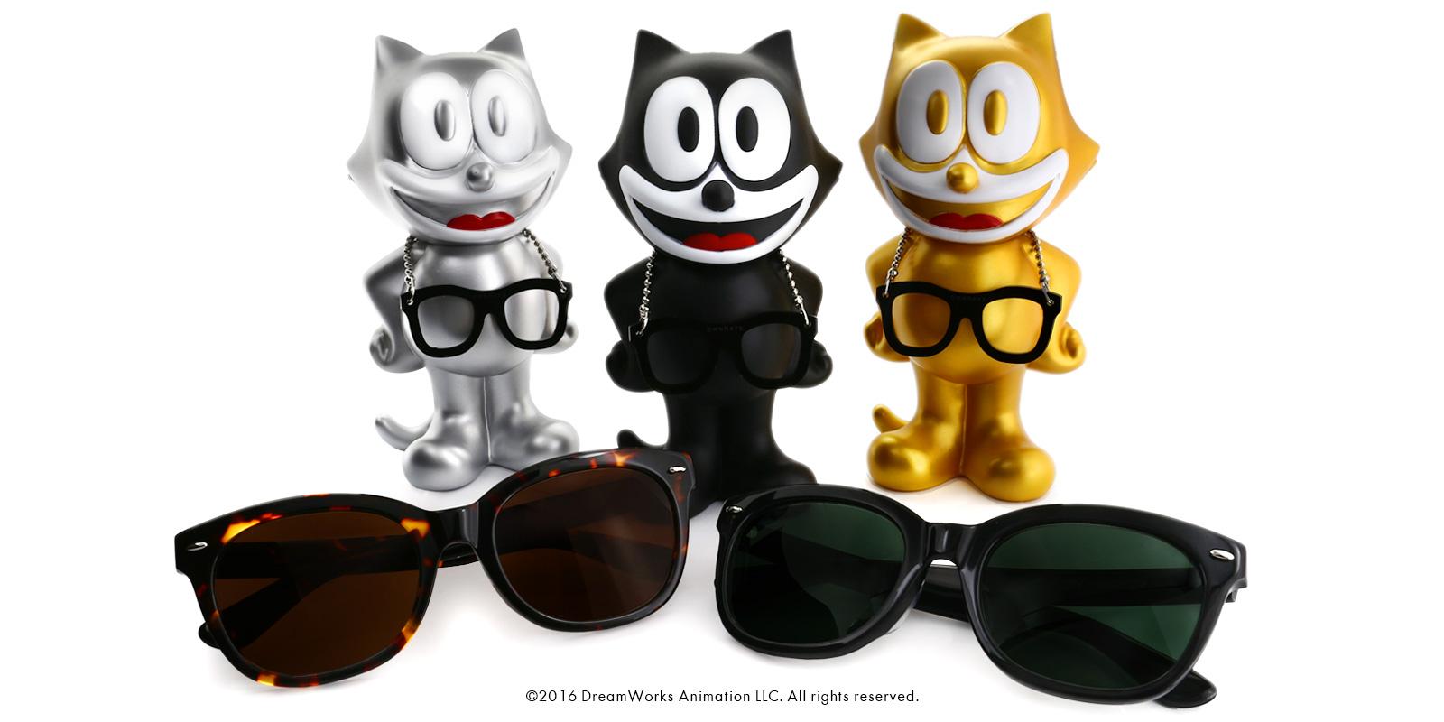 FELIX The CAT OWNDAYS Model