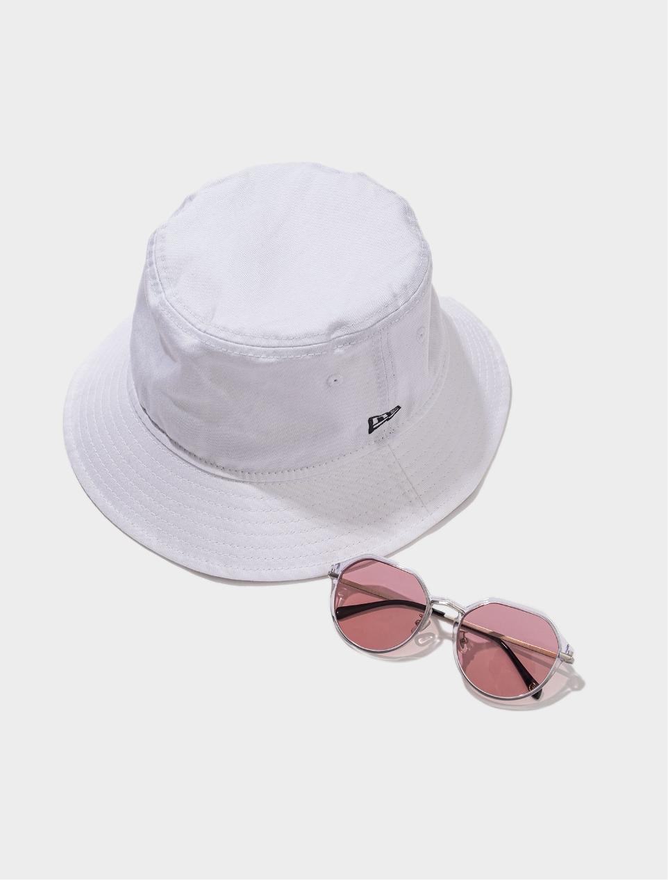 バケット01 コットン(ヘッドウェア/ハット/バケットハット) × SNP1011N-1S C3(メガネ/眼鏡/めがね) おすすめの組み合わせ