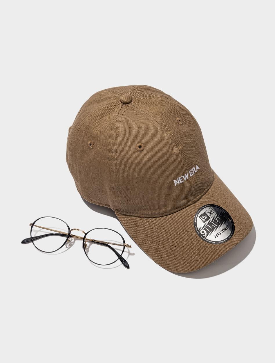 9THIRTY™ ベーシックファブリックス(ヘッドウェア/ハット/キャップ) × GB1022B-9S C1(メガネ/眼鏡/めがね) おすすめの組み合わせ