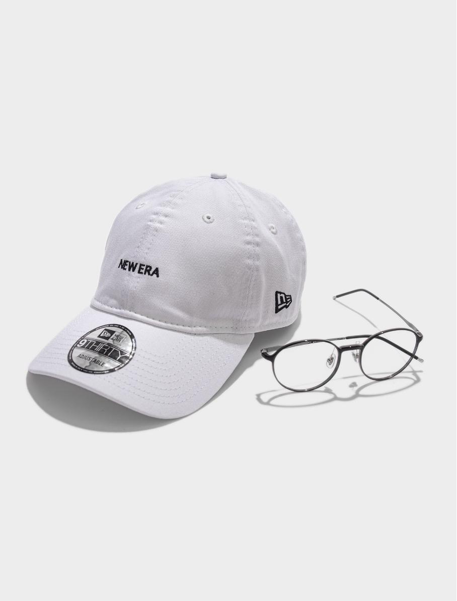 9THIRTY™ ベーシックファブリックス(ヘッドウェア/ハット/キャップ) × AU2083T-0S C1(メガネ/眼鏡/めがね) おすすめの組み合わせ