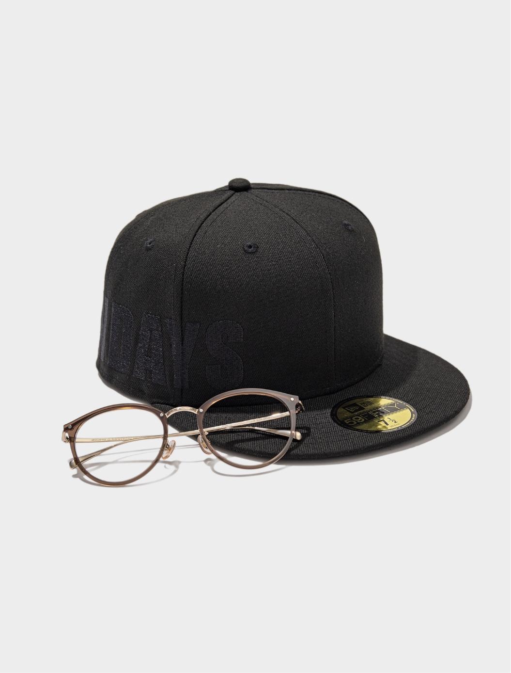 NEW ERA® COLLABORATION CAP(ヘッドウェア/ハット/キャップ) × GB2026B-9S C1(メガネ/眼鏡/めがね) おすすめの組み合わせ
