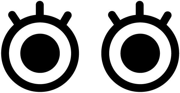 eye illust