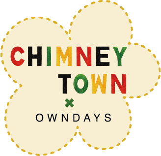 CHIMNET TOWN × OWNDAYS