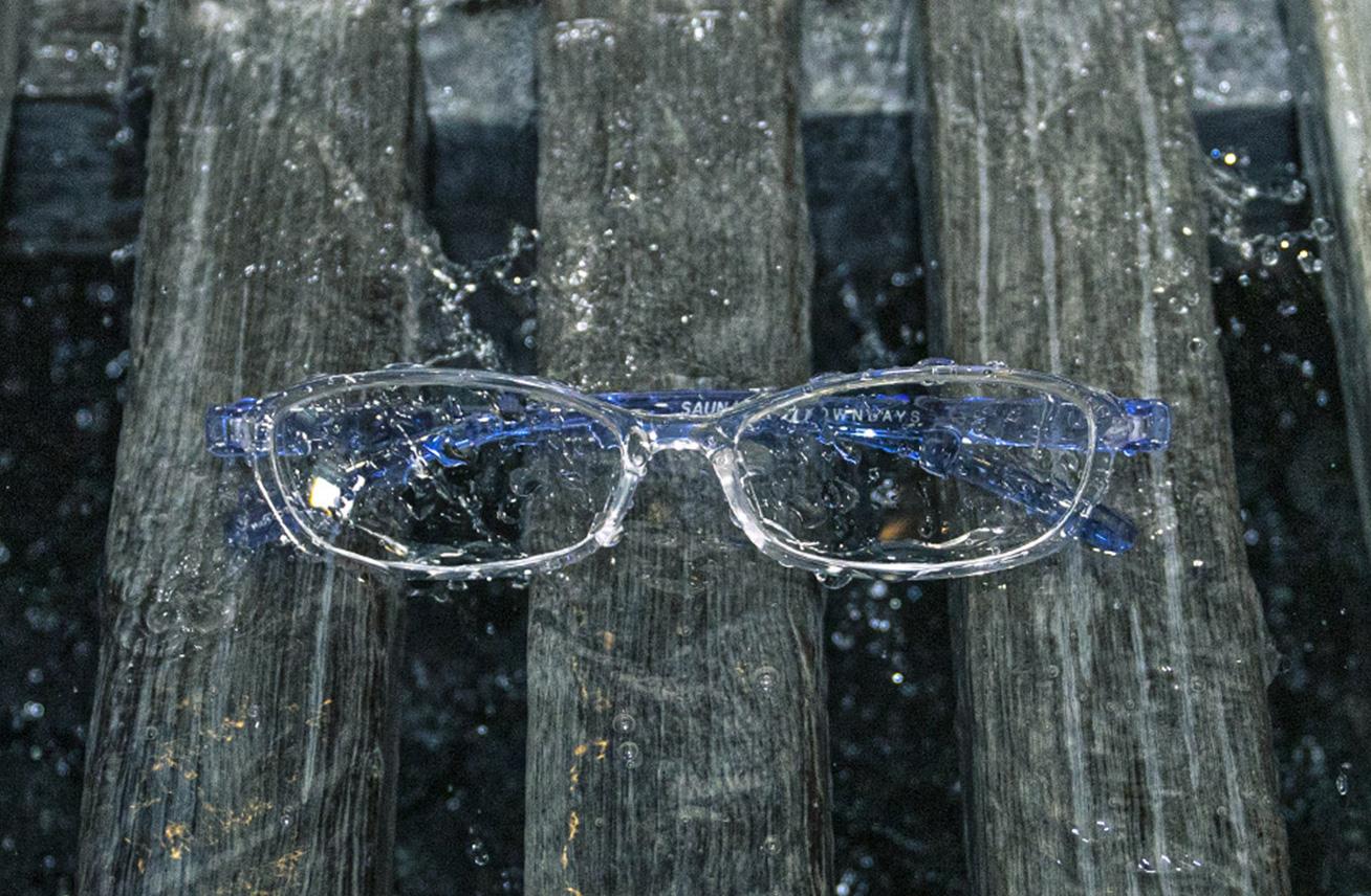 サウナ眼鏡/サウナメガネ/サウナめがね