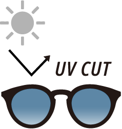 UV CUT(紫外線)