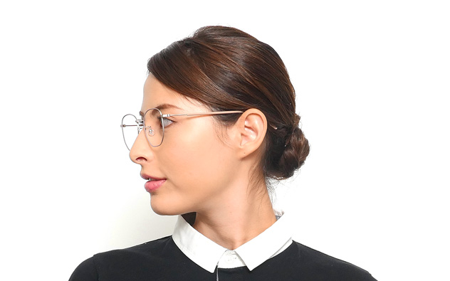 Eyeglasses lillybell LB1001G-8A  Gray