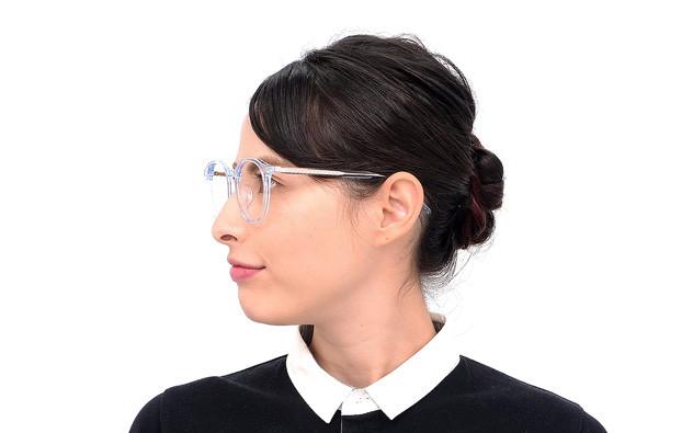 Eyeglasses +NICHE NC3014J-0S  Clear