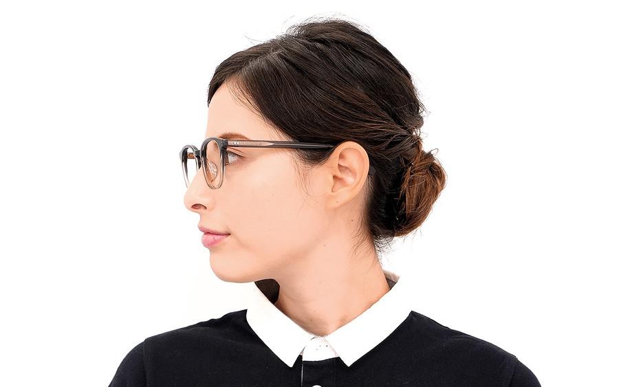 Eyeglasses mi-mollet × OWNDAYS MI2001J-1A  Black