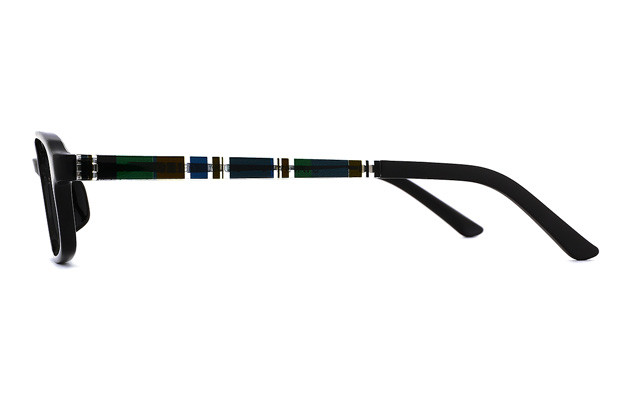 Eyeglasses FUWA CELLU FC2012T-8A  ブラック
