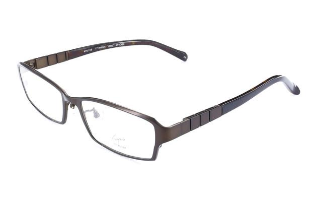 Eyeglasses K.moriyama KM1108  Mat Brown