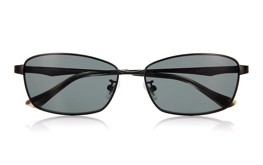 Sunglasses OWNDAYS SUN1061T-1S  Black