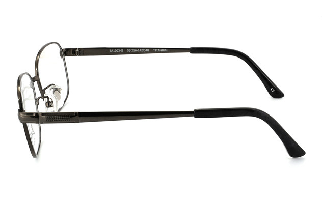 Eyeglasses Based BA1003-G  Dark Gun