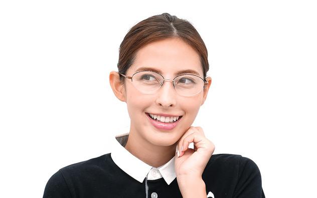 Eyeglasses Calmo CL1011G-0S  Brown Demi