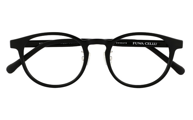 Eyeglasses FUWA CELLU FC2011T-8A  Black