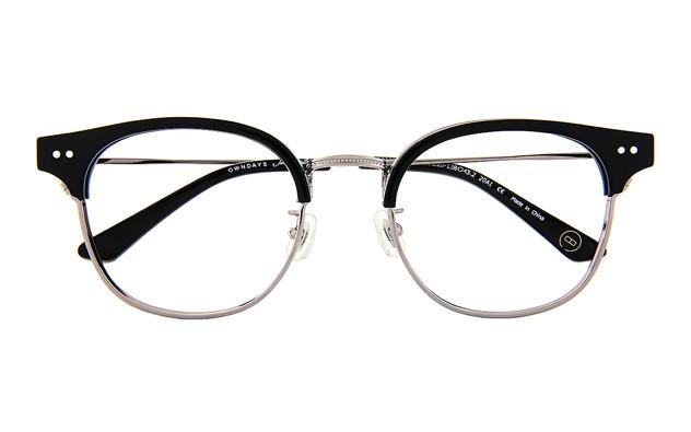 Eyeglasses John Dillinger JD2038B-9A  ブラック