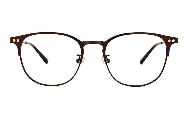 Eyeglasses OWNDAYS SNAP SNP1005T-9A  マットブラウン