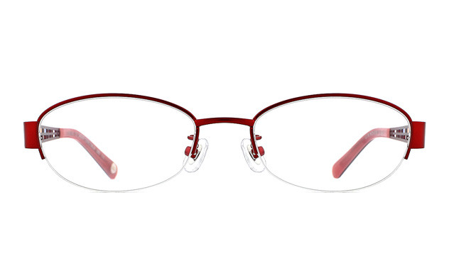 Eyeglasses Calmo CL1002G-8A  レッド