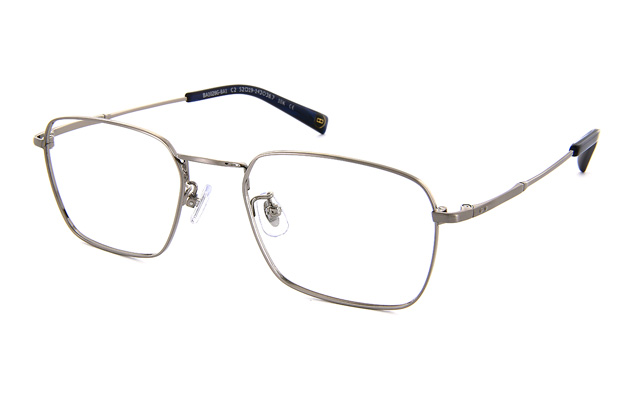 Eyeglasses Based BA1028G-8A  Gun