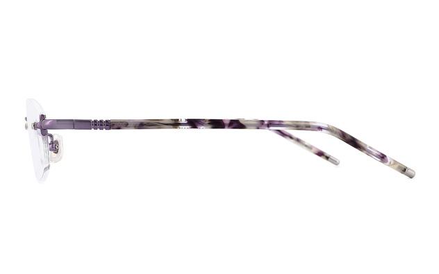 Eyeglasses Calmo CL1006T-8A  パープル