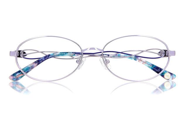 Eyeglasses Amber AM1011G-0S  Purple