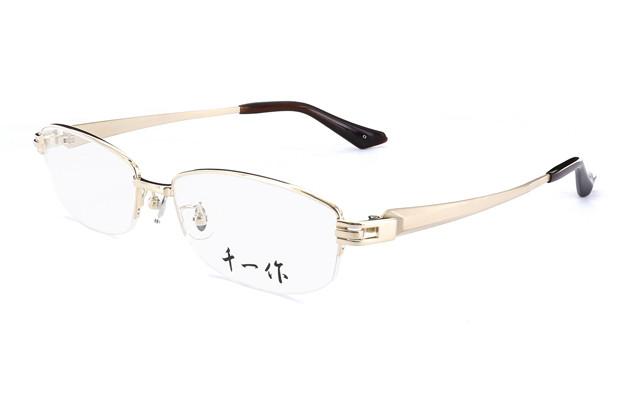 Eyeglasses Senichisaku SEN-RD1001  Gold