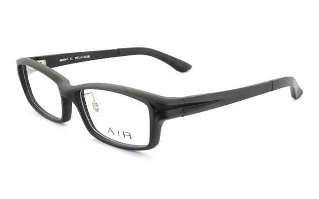 メガネ AIR For Men AR2004-T  マットブラック
