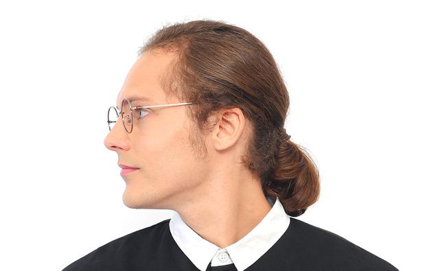 Eyeglasses John Dillinger JD1012K-8A  Black