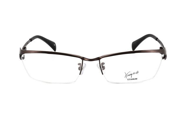 Eyeglasses K.moriyama KM1124-G  Mat Gun