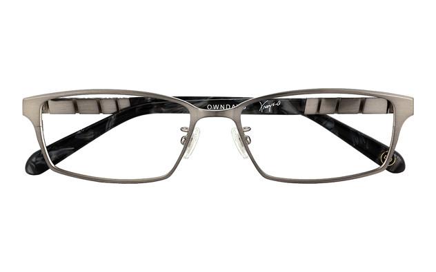 Eyeglasses K.moriyama KM1135-T  ガン