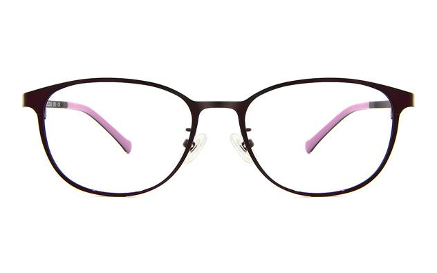 Eyeglasses Calmo CL1007Q-9A  パープル