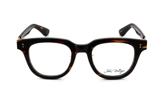 Eyeglasses John Dillinger JD2008-D  Brown Demi