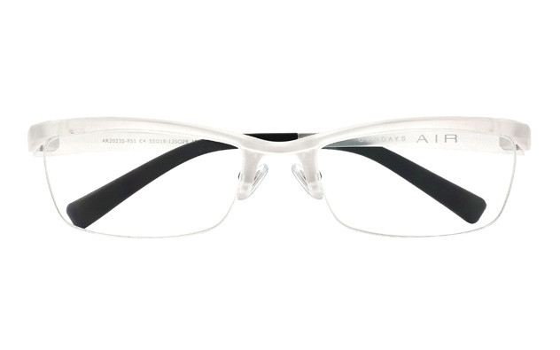 メガネ AIR For Men AR2023S-8A  マットホワイト