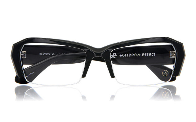 Eyeglasses BUTTERFLY EFFECT BE2019J-0S  Black