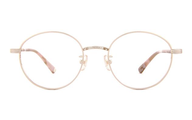 Eyeglasses Graph Belle GB1027T-9A  ゴールド