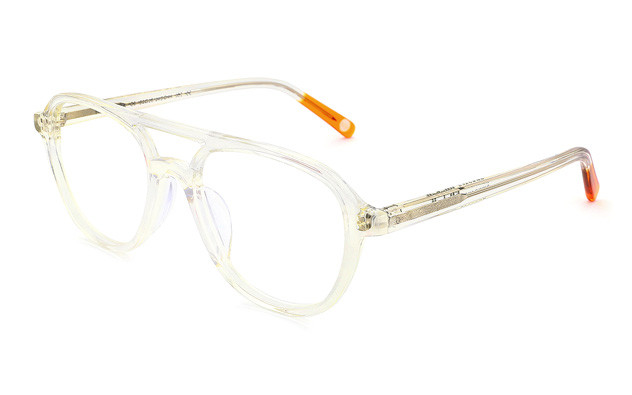 Eyeglasses lillybell LB2004J-8A  Light Yellow
