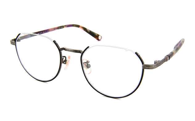 Eyeglasses Graph Belle GB1028T-9A  ブラック