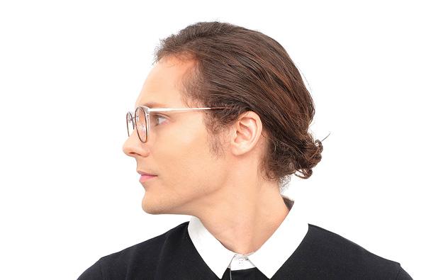 Eyeglasses John Dillinger JD2032G-9S  Brown Demi