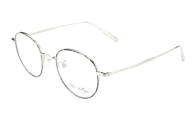 Eyeglasses John Dillinger JD1001-Y  Silver Demi