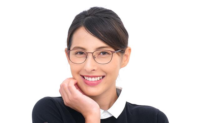 Eyeglasses Calmo CL1007Q-9A  ブラウン