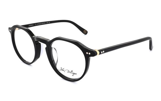 Eyeglasses John Dillinger JD2018-J  Black