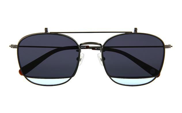 Sunglasses +NICHE NC1016B-9S  ガン