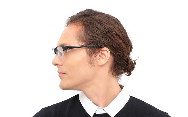 Eyeglasses AIR For Men AR2027T-9S  マットネイビー