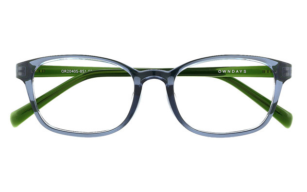 Eyeglasses OWNDAYS OR2040S-8S  ダークグリーン