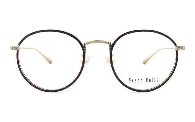 Eyeglasses Graph Belle GB1011-B  ブラウンデミ