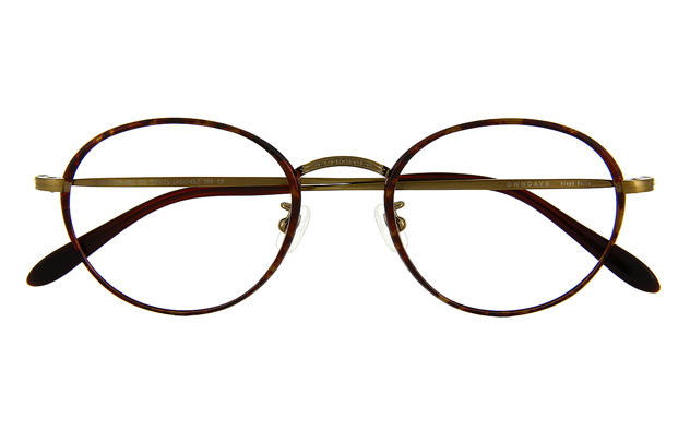 Eyeglasses Graph Belle GB1022B-9S  ブラウンデミ
