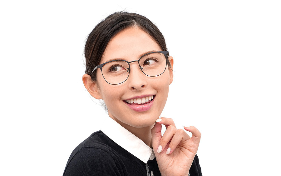 Eyeglasses OWNDAYS SNAP SNP1009N-1S  Black