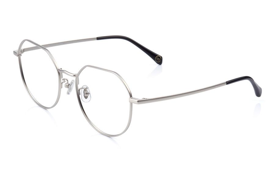 Eyeglasses OWNDAYS SNAP SNP1011N-1S  シルバー