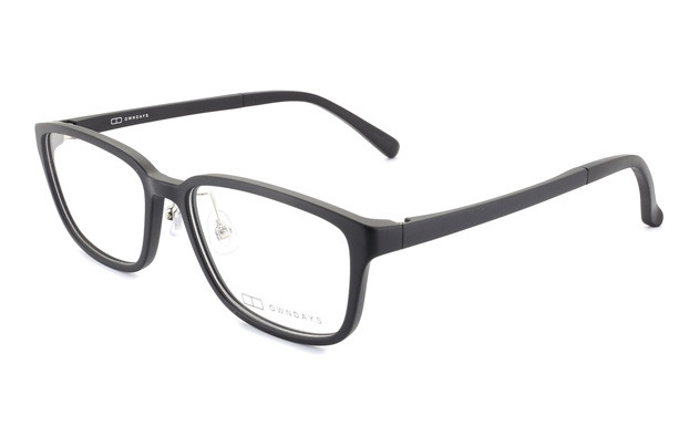 Eyeglasses OWNDAYS OR2006-N  マットブラック