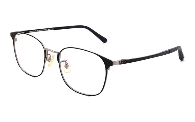 Eyeglasses Graph Belle GB1021F-8A  ブラック